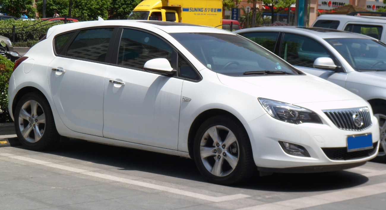 Buick Excelle XT photo 03