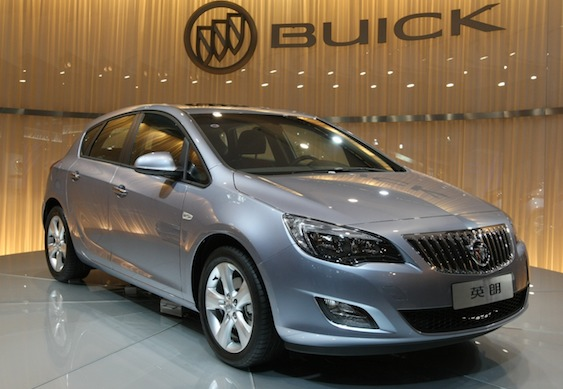 Buick Excelle XT photo 05
