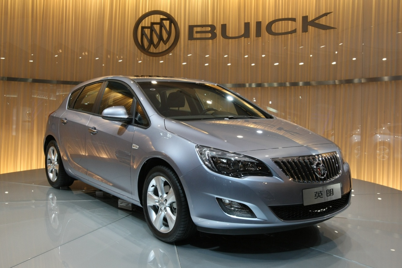 Buick Excelle XT photo 07