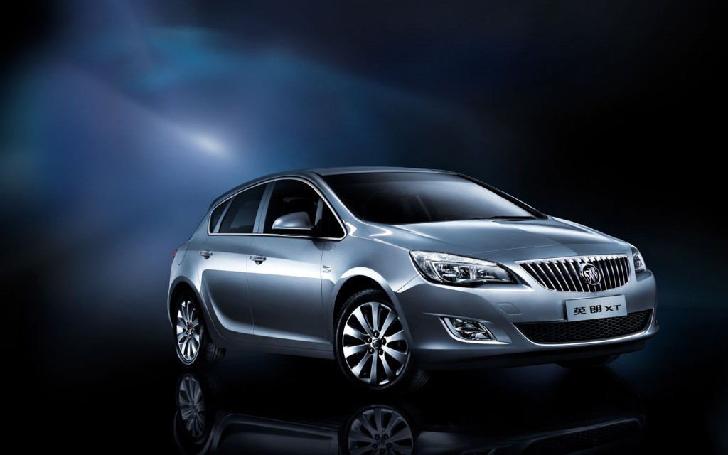 Buick Excelle XT photo 09