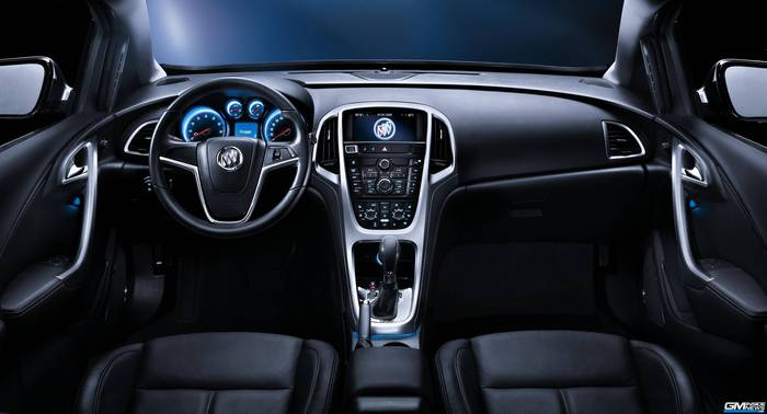 Buick Excelle XT photo 10