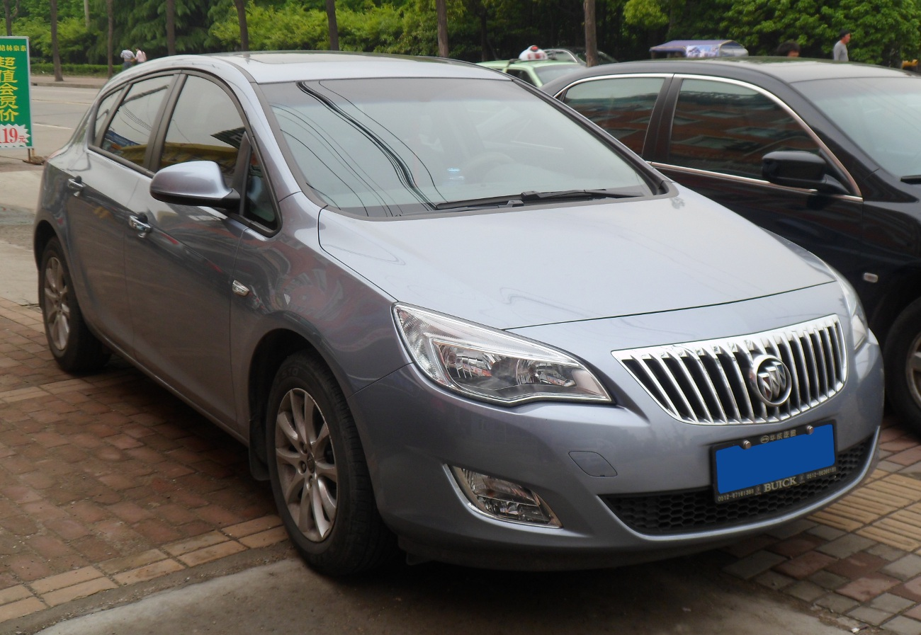 Buick Excelle XT photo 13