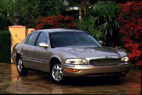 Buick Park Avenue photo 09