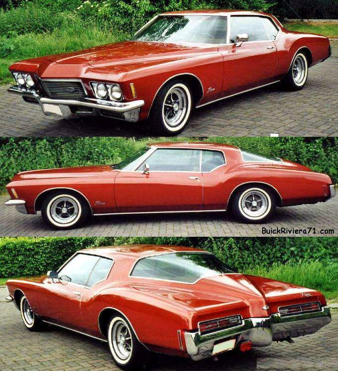 Buick Riviera History, Photos On Better Parts LTD