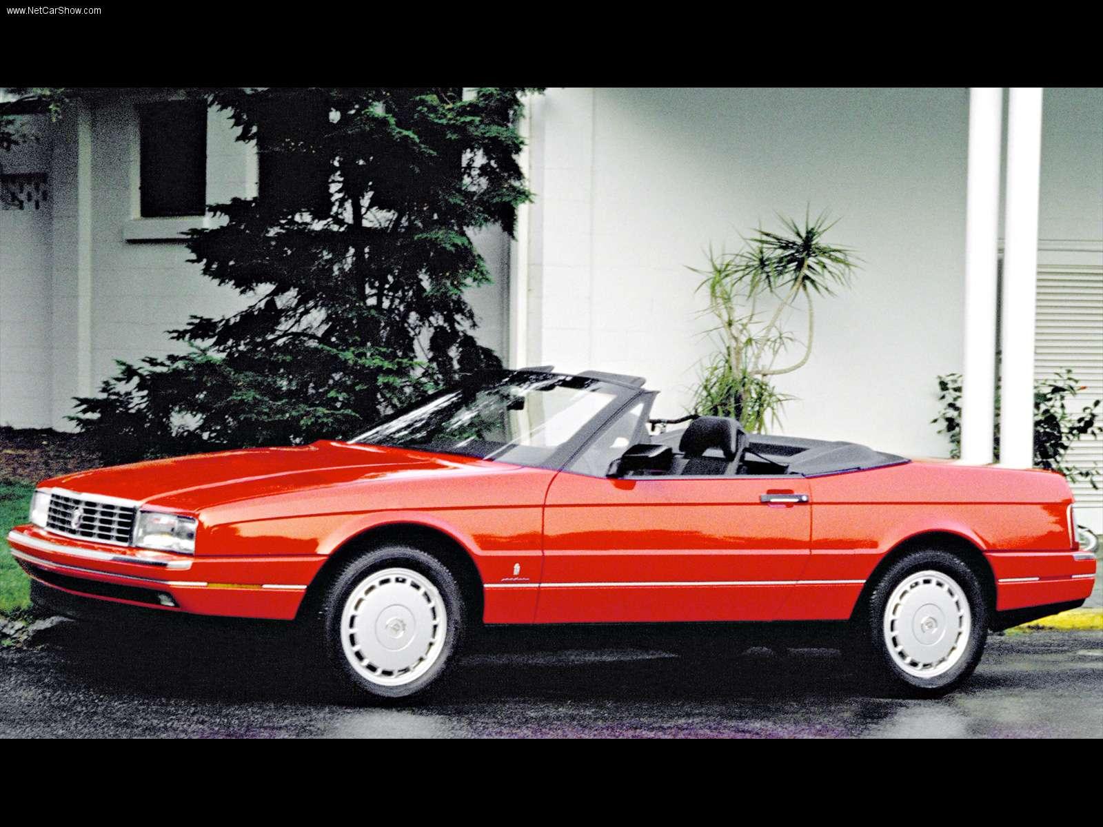 Cadillac Allanté history, photos on Better Parts LTD