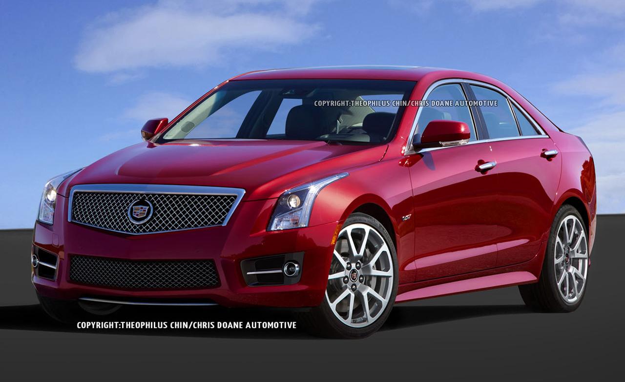 Cadillac Evening News >> Cadillac ATS photos #7 on Better Parts LTD