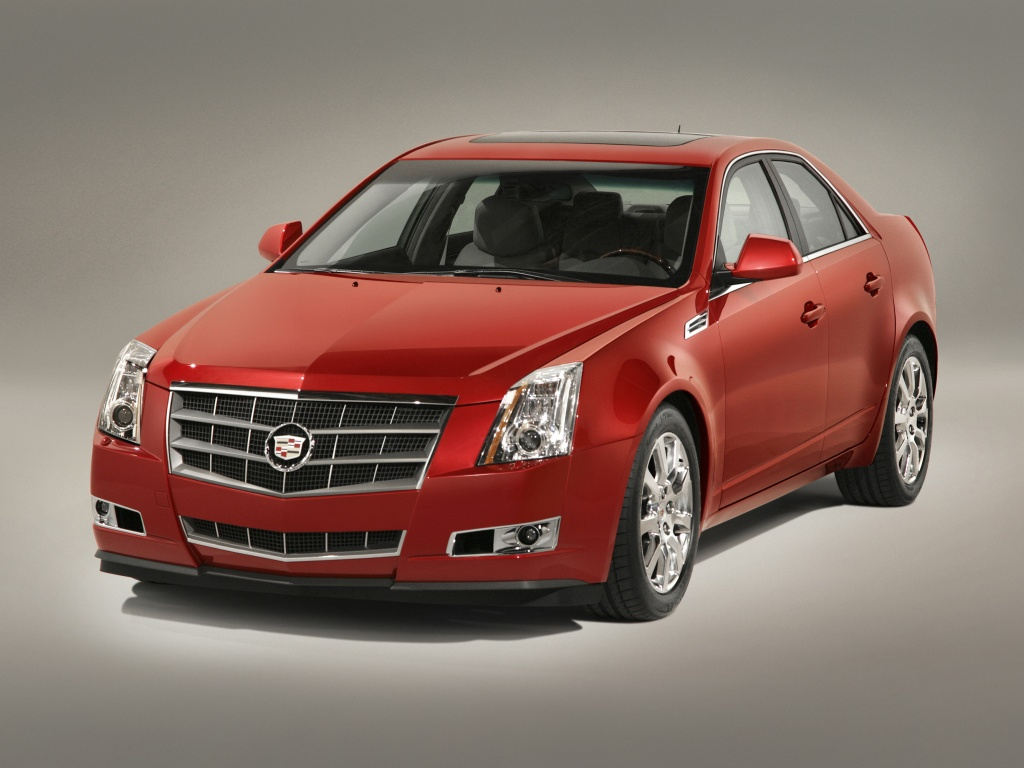 cadillac cts history photos on better parts ltd. Black Bedroom Furniture Sets. Home Design Ideas