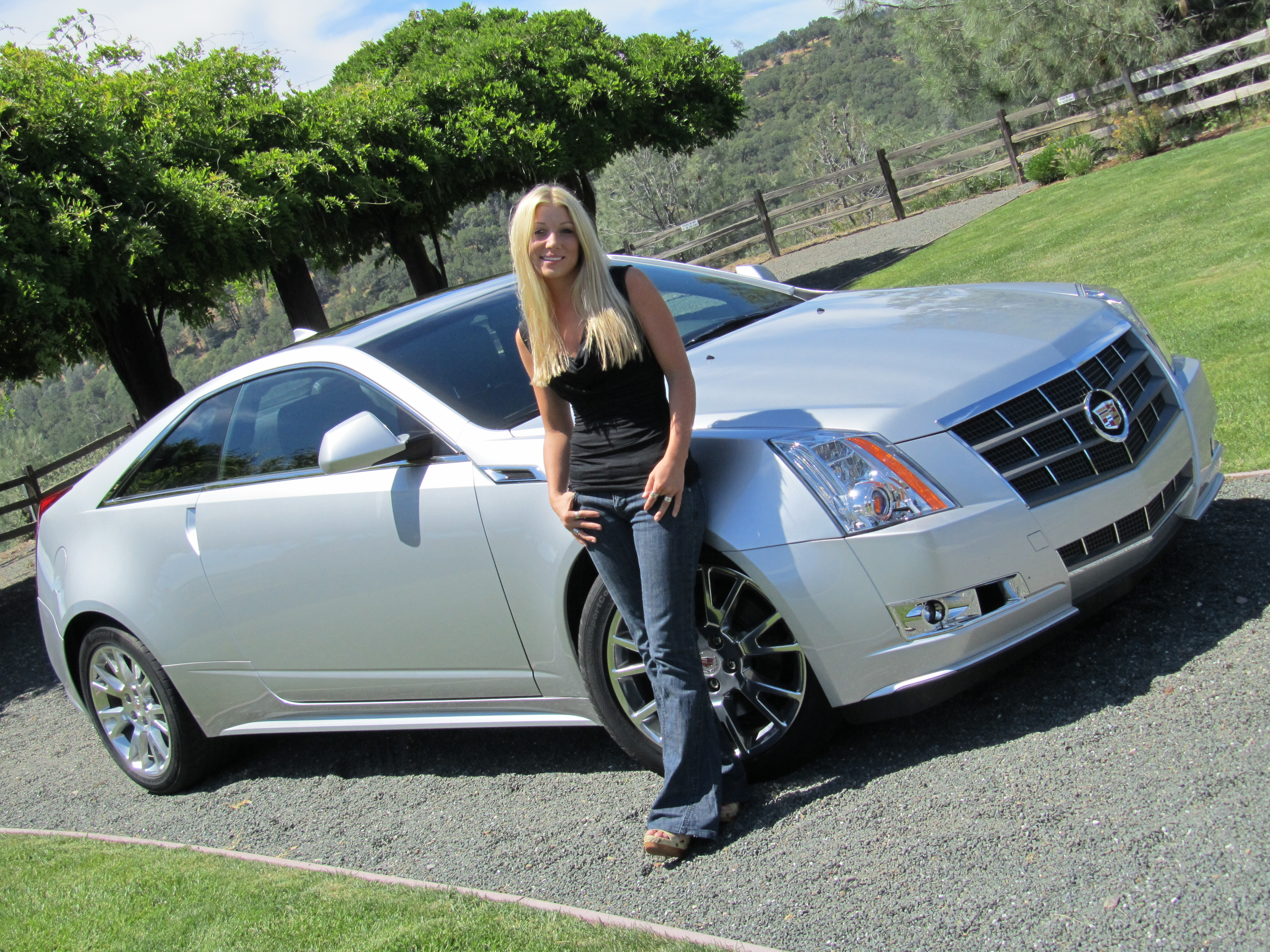 Cadillac CTS history photos on Better Parts LTD