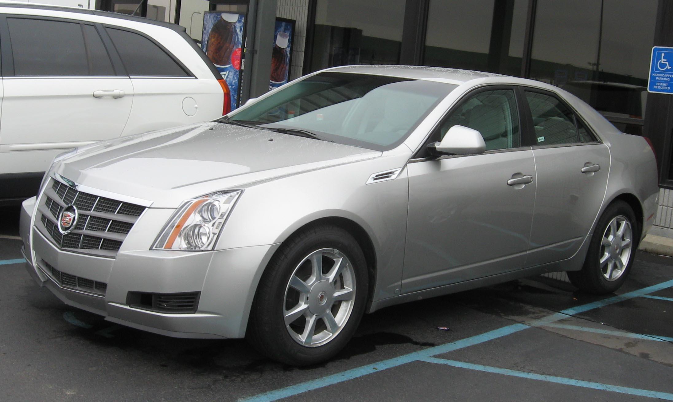 Cadillac cts photo 08