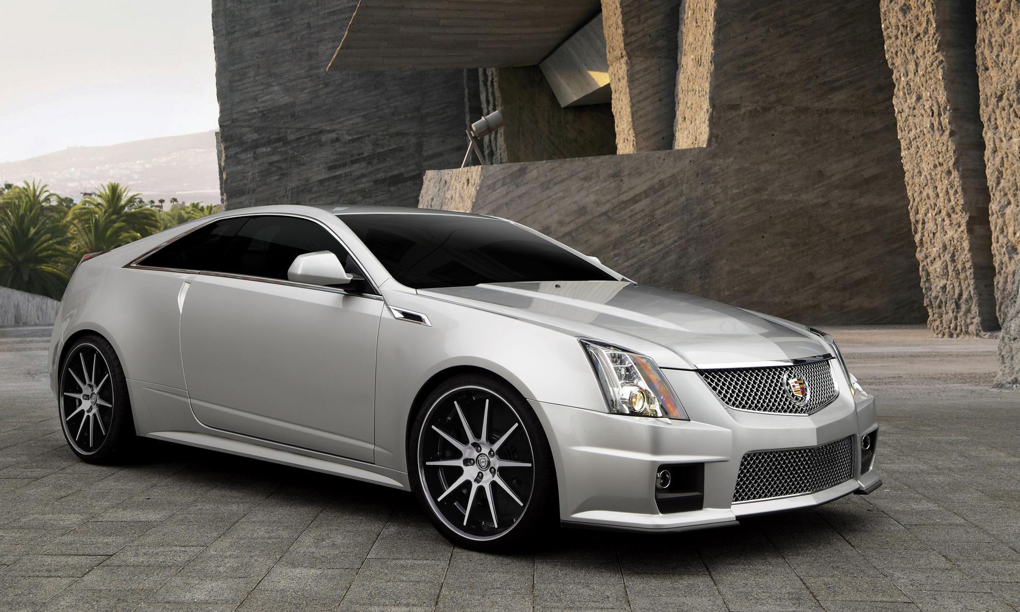 Cadillac cts photo 10