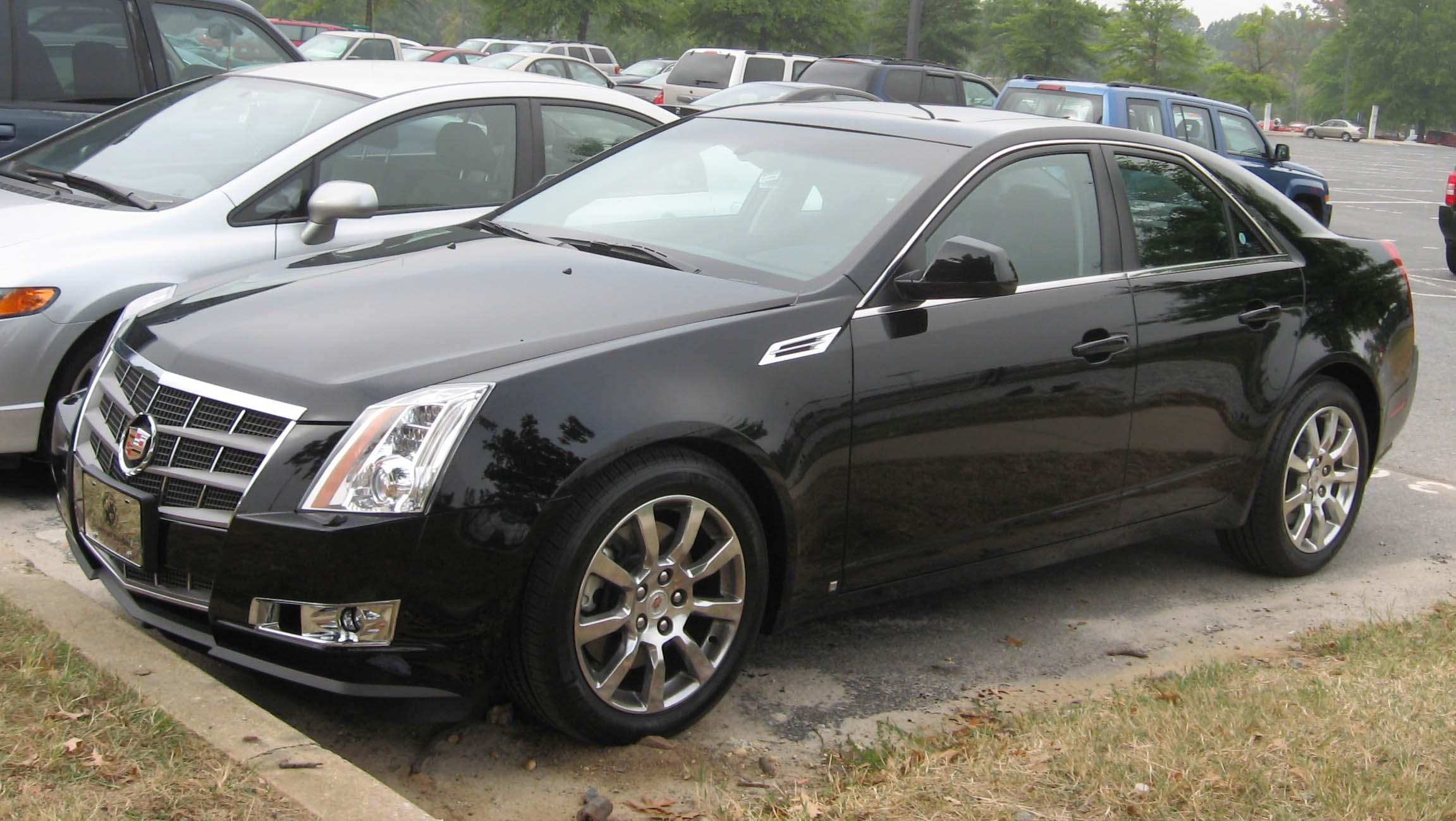 Cadillac cts photo 15