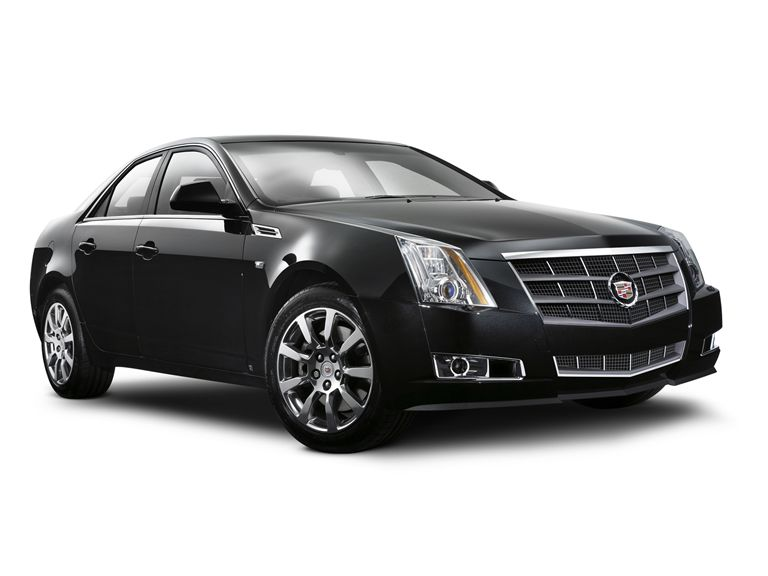 Cadillac CTS 3.6 technical details, history, photos on Better Parts