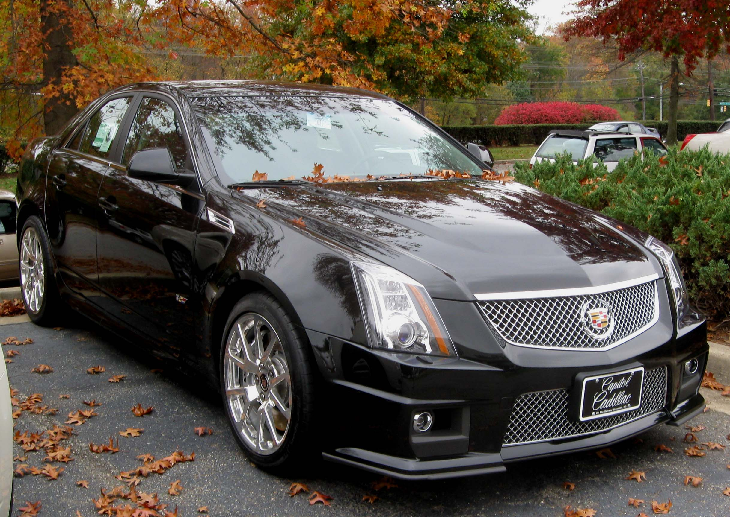 cadillac cts v technical details history photos on. Black Bedroom Furniture Sets. Home Design Ideas