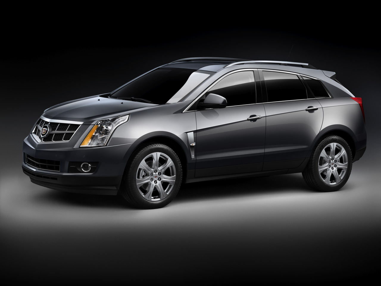 Cadillac srx photo 02