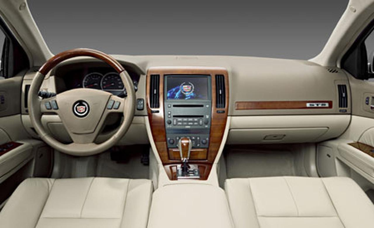 Cadillac Evening News >> Cadillac STS photos #16 on Better Parts LTD