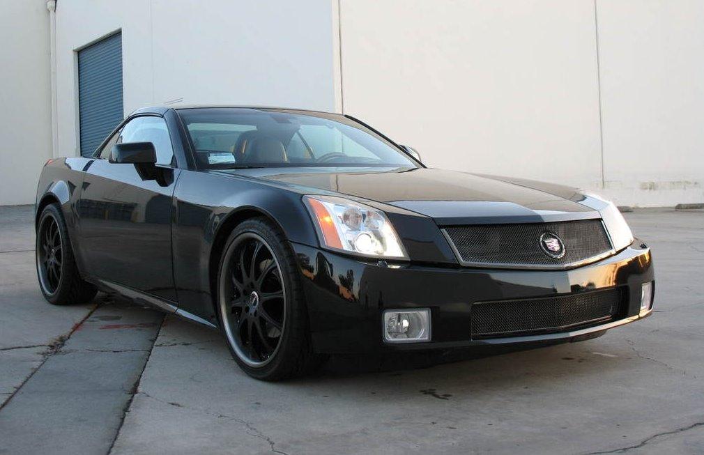Cadillac Xlr V Photo 01