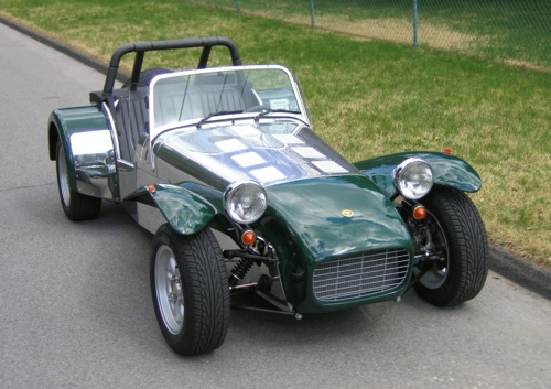 Caterham Classic 7 photo 07