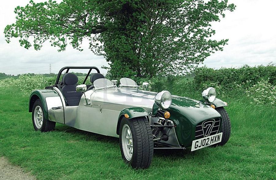 Caterham Classic 7 photo 10