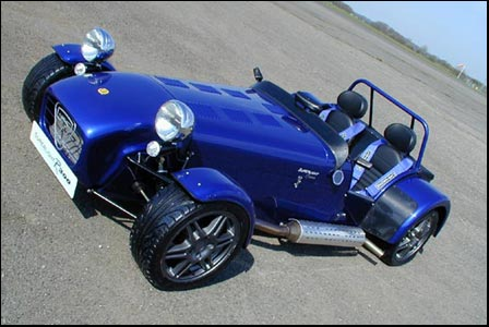 Caterham Roadsport photo 05