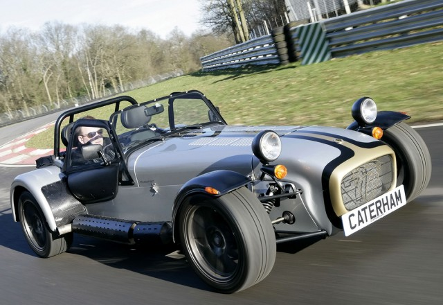 Caterham Roadsport photo 08