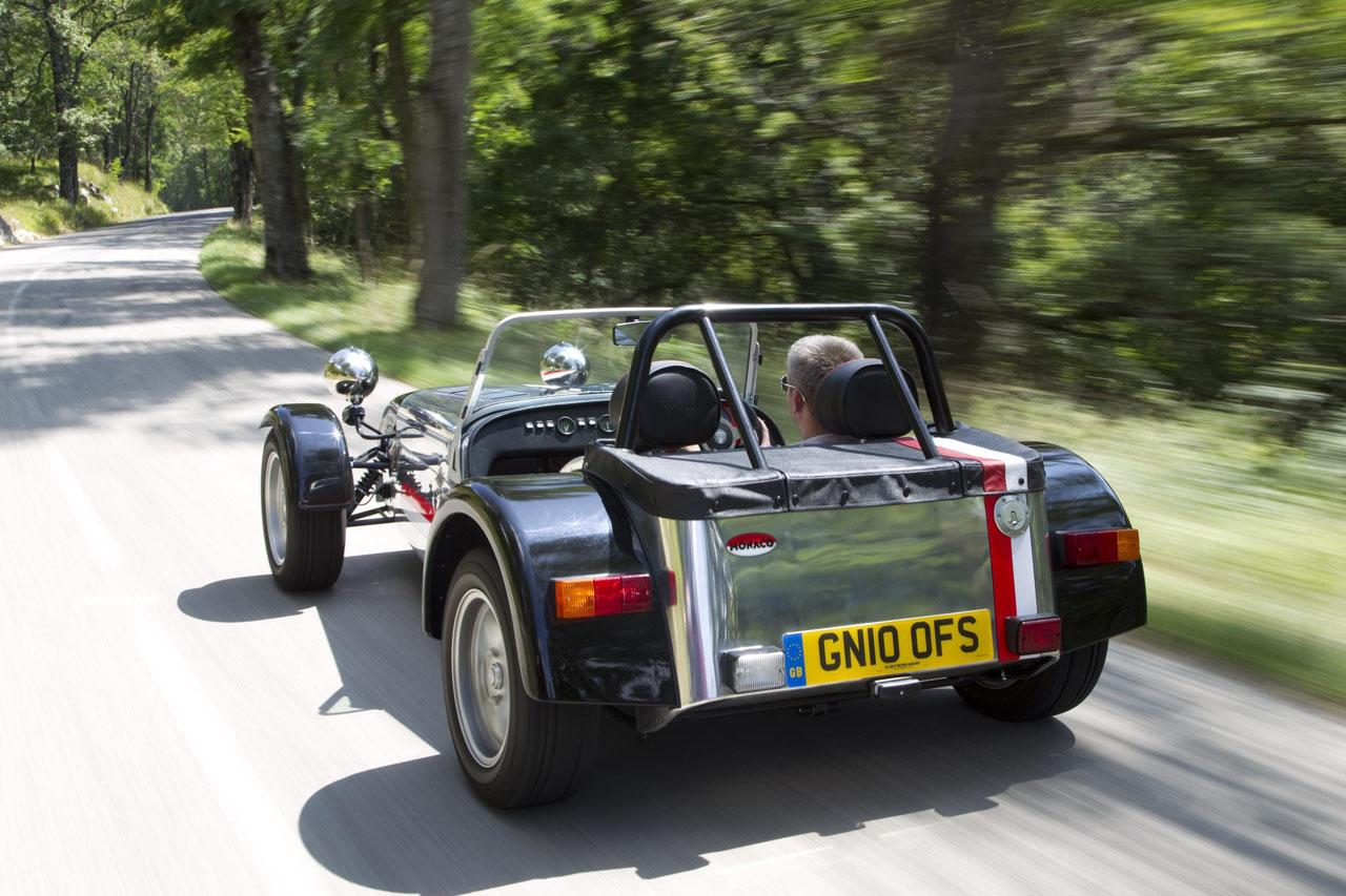 Caterham Roadsport photo 09