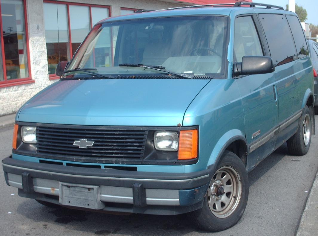 Chevrolet astro photo 03