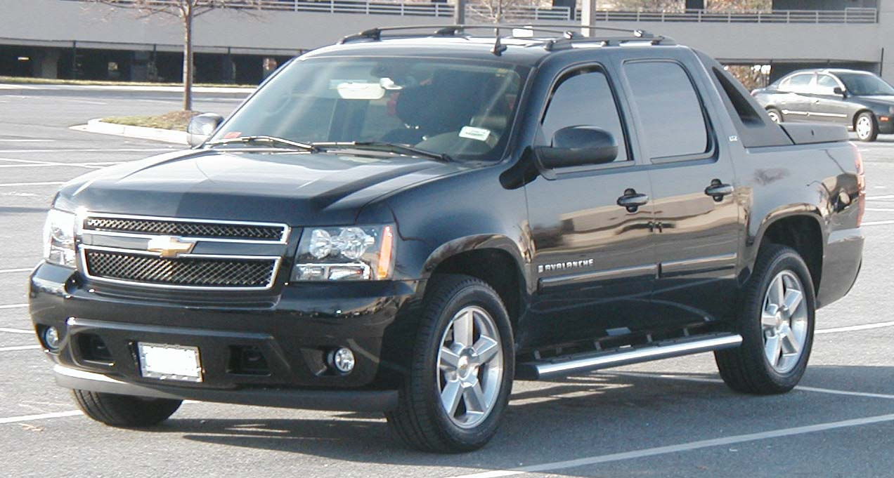 Avalanche chevy avalanche 2012 : Chevrolet Avalanche technical details, history, photos on Better ...
