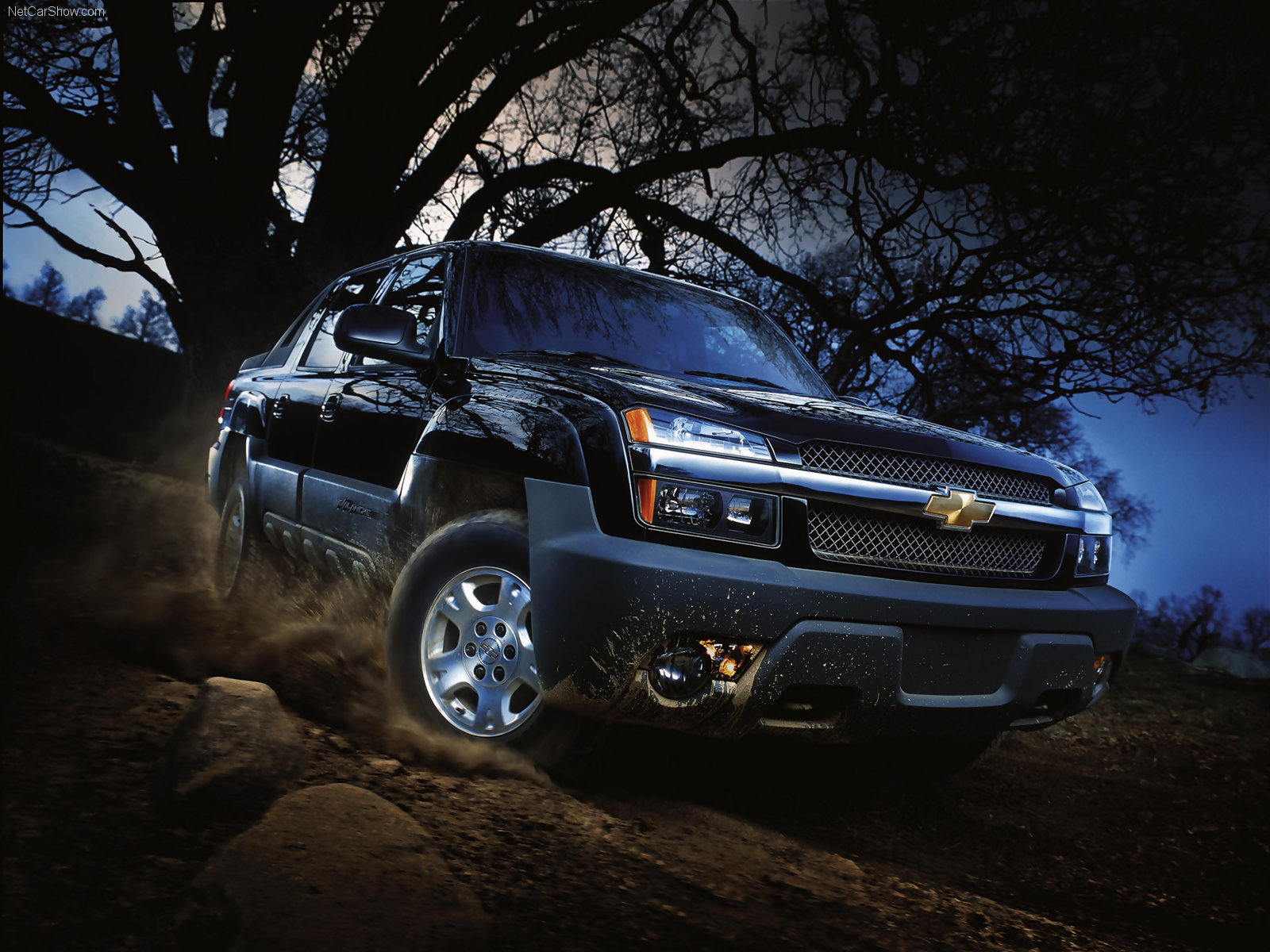 Chevrolet Avalanche photo 04