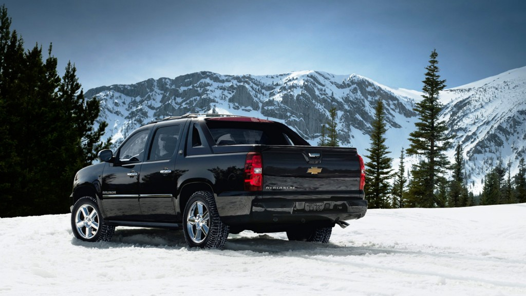 Chevrolet Avalanche photo 05