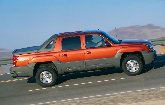 Chevrolet Avalanche photo 10