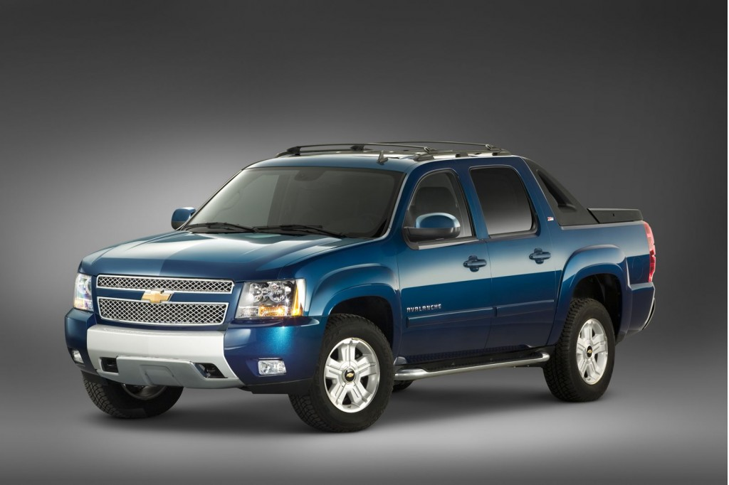 Chevrolet Avalanche photo 13