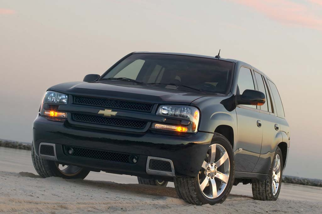 Chevrolet Blazer photo 01