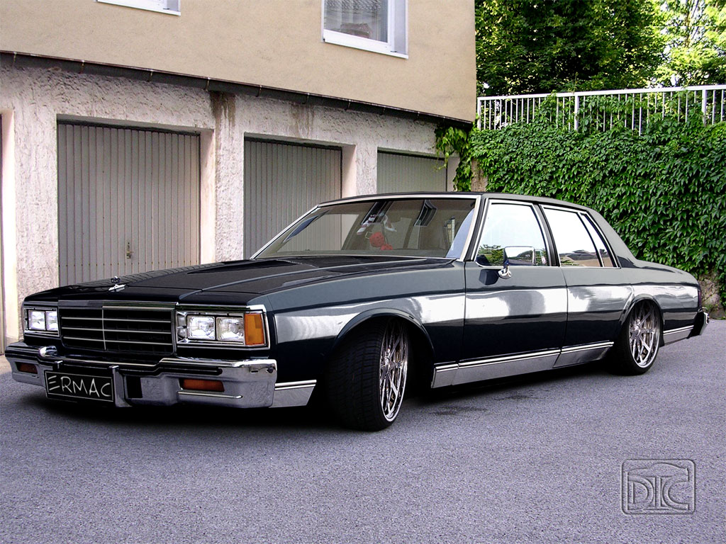 All Chevy 1987 chevrolet caprice classic brougham : Chevrolet Caprice technical details, history, photos on Better ...