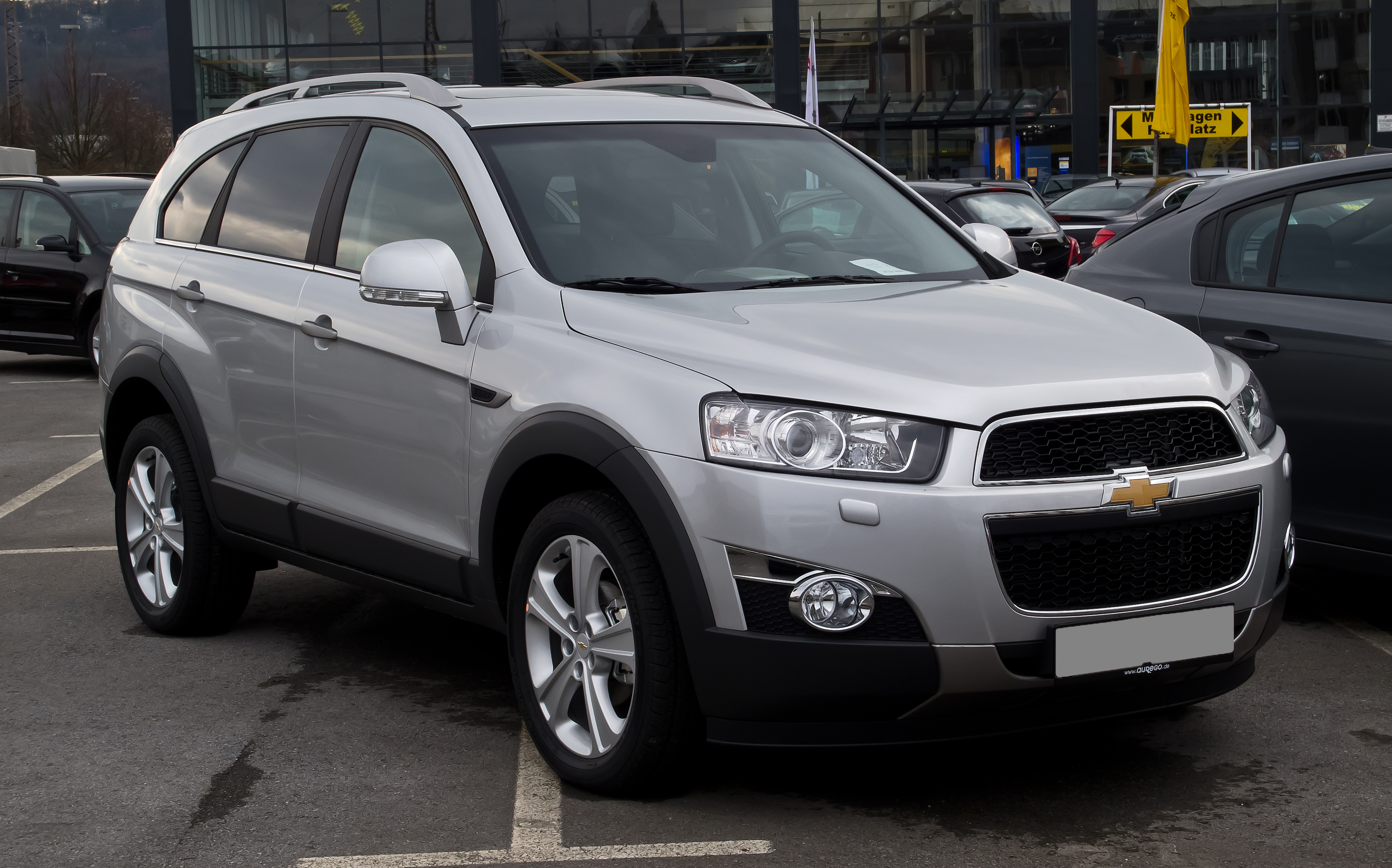Chevrolet captiva photo 09