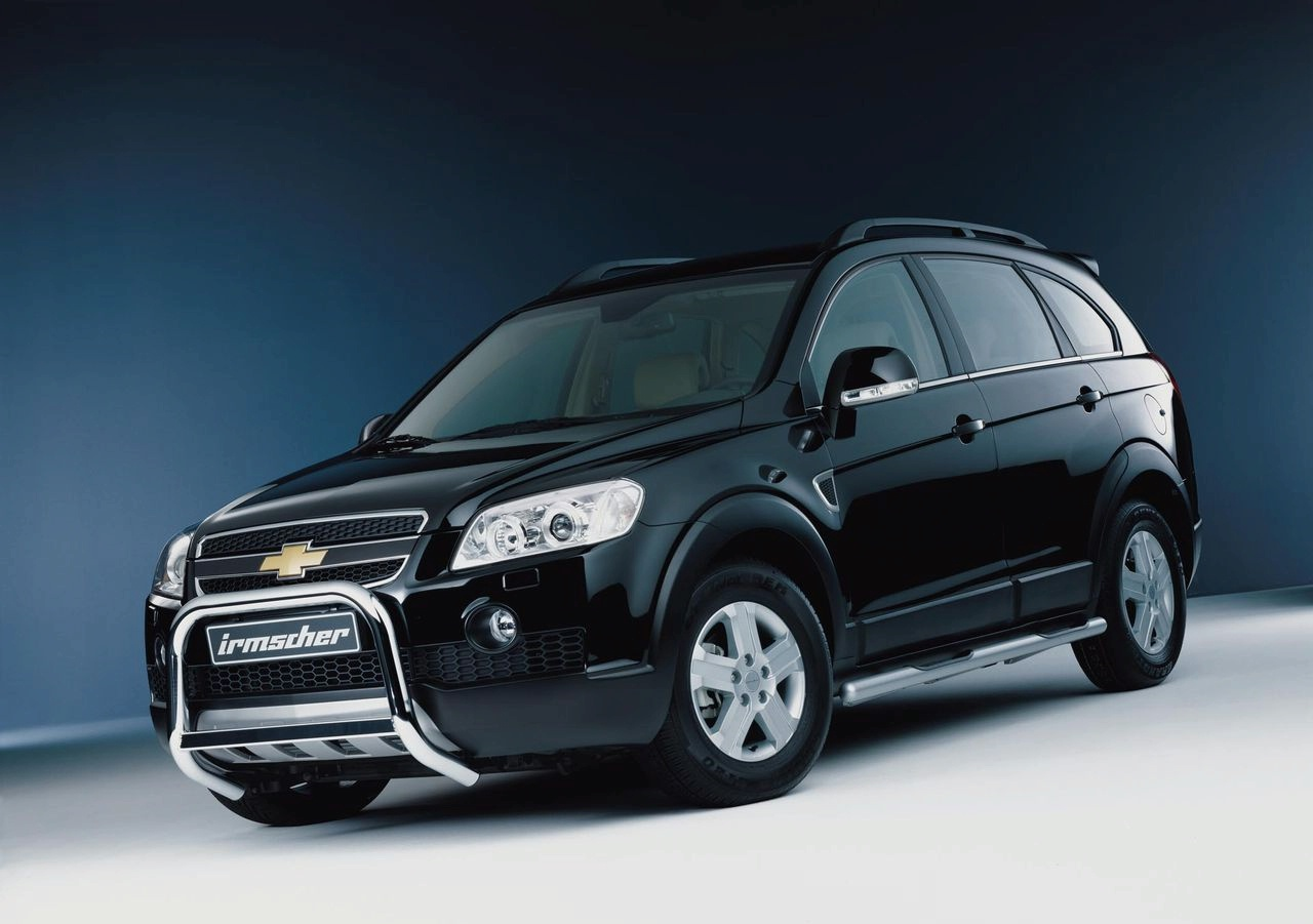 Chevrolet captiva photo 13