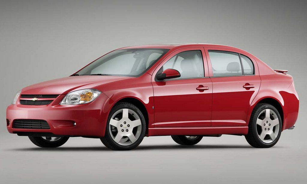 Chevrolet Cobalt photo 01