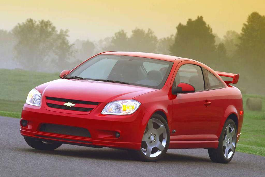 Chevrolet Cobalt photo 04