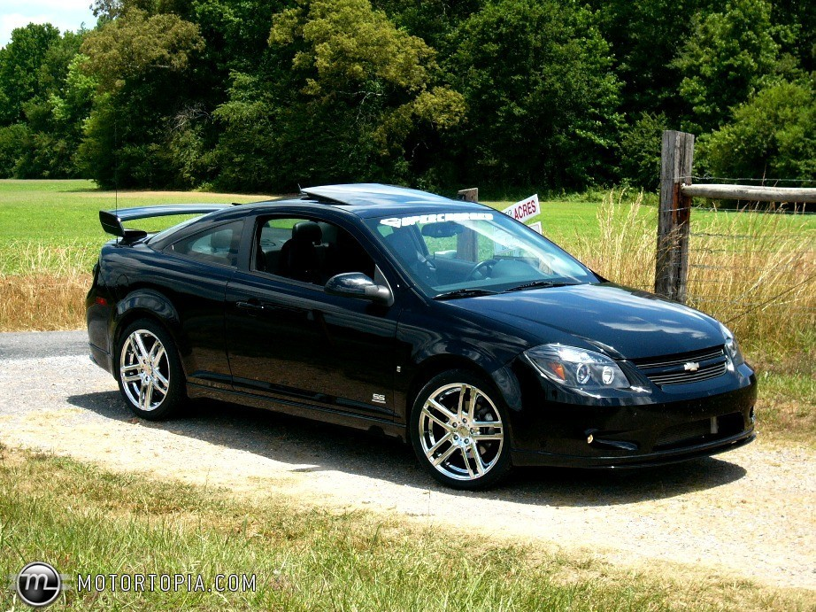 Chevrolet Cobalt Ss Supercharged Technical Details