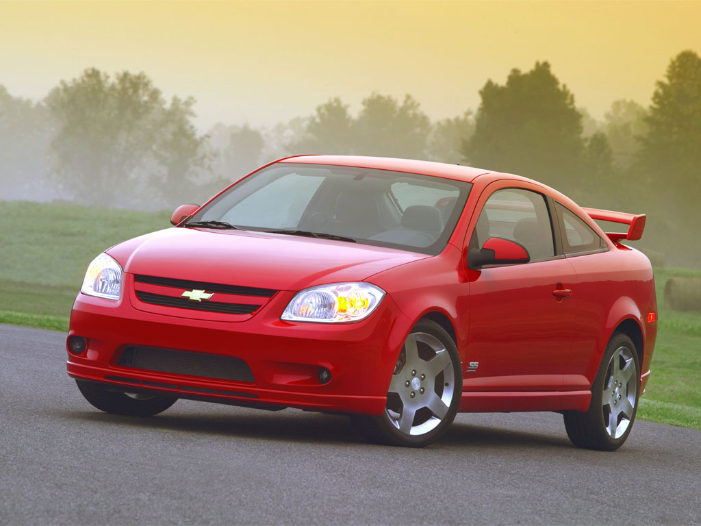 Chevrolet Cobalt SS Supercharged photo 06