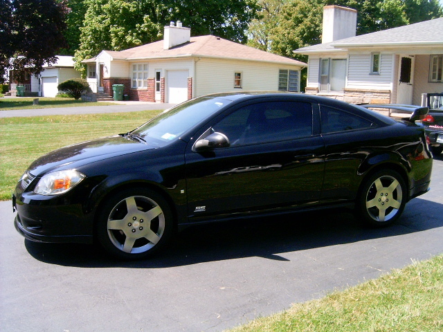 Chevrolet Cobalt SS Supercharged photo 07