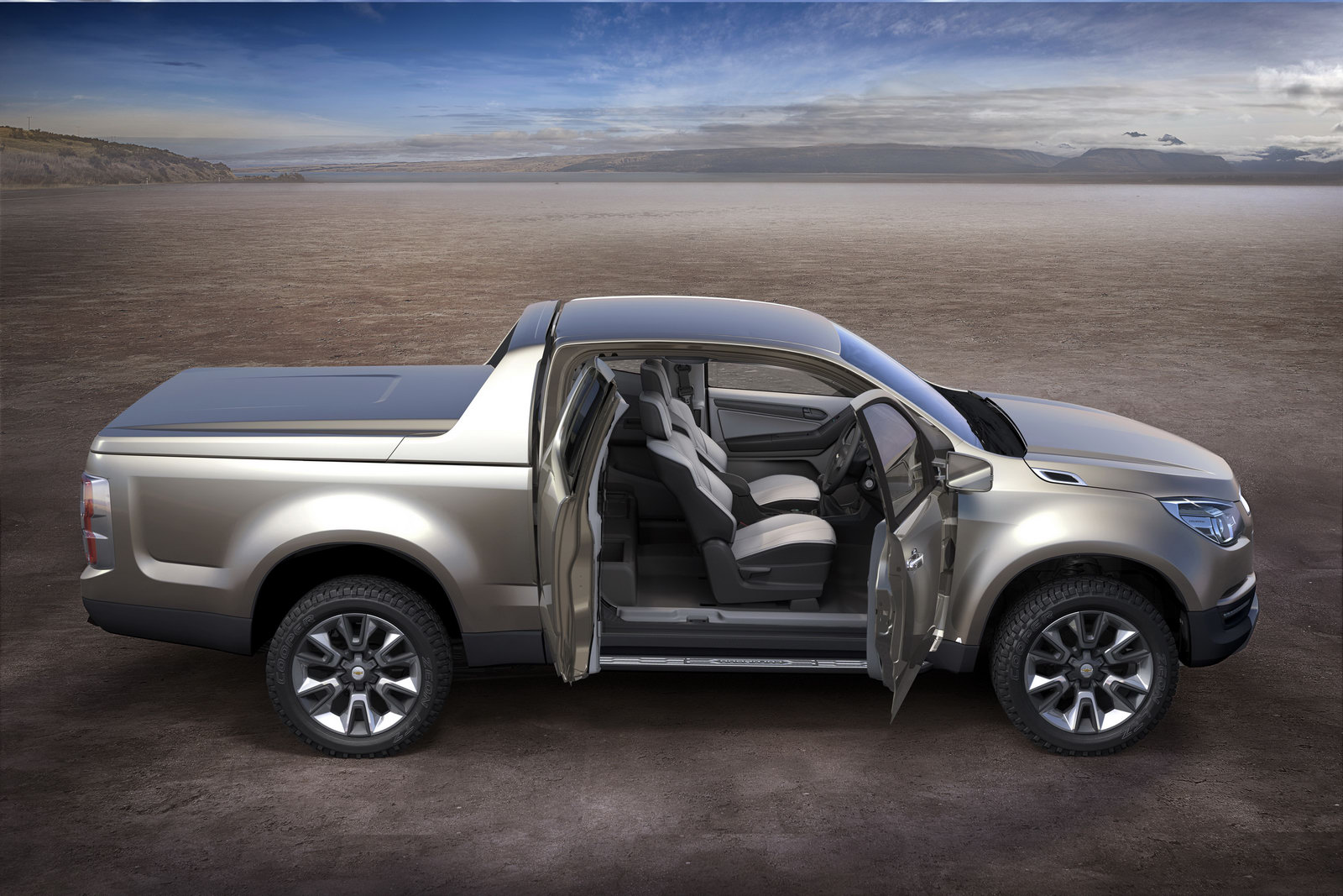 Chevrolet Colorado photo 01