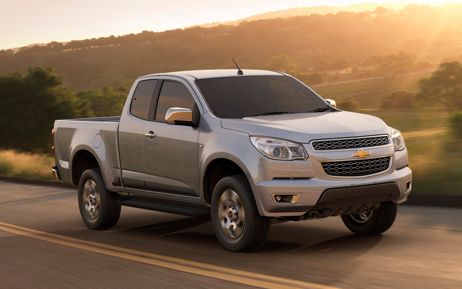 Chevrolet Colorado photo 06