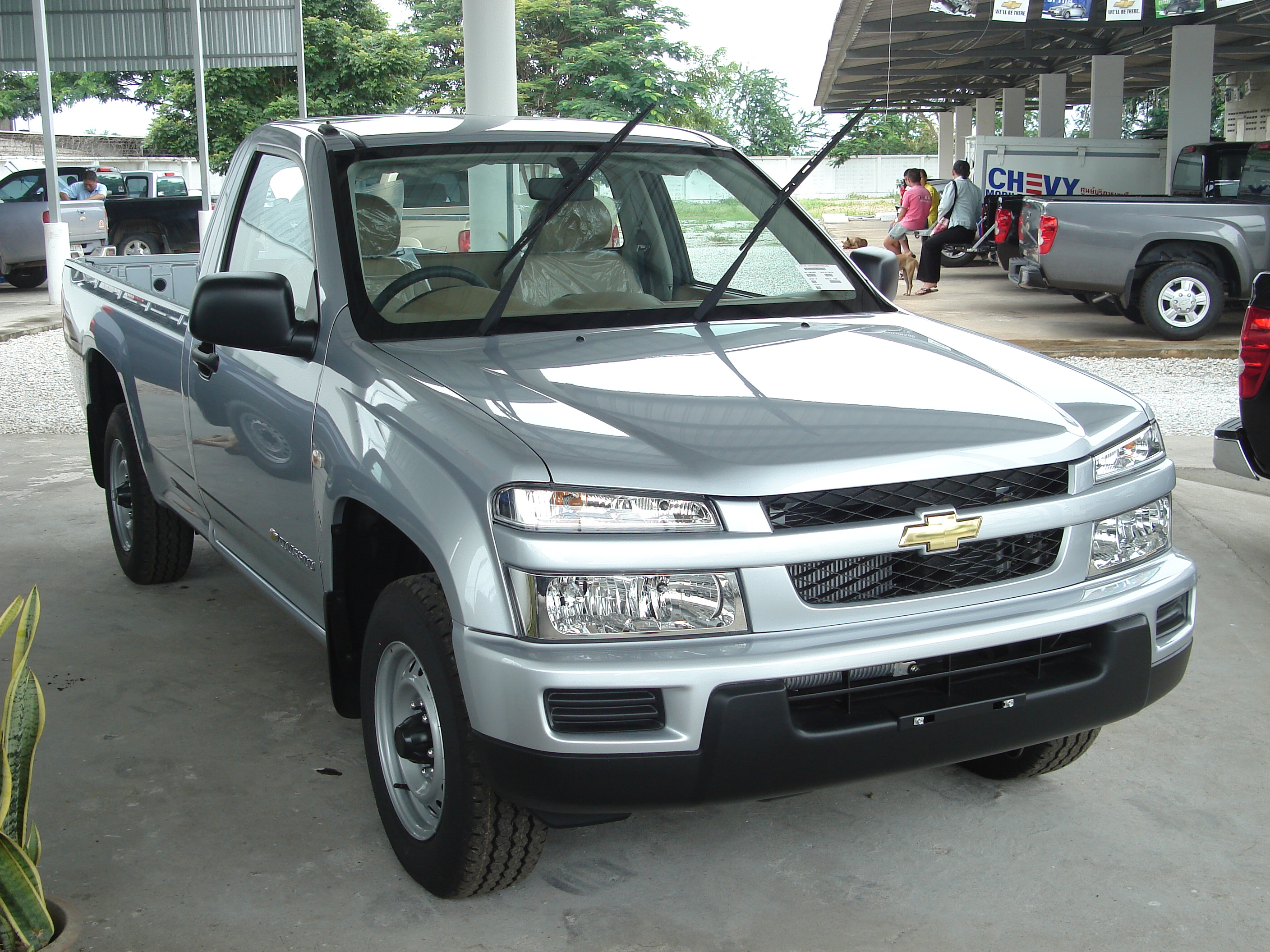 Chevrolet Colorado photo 10
