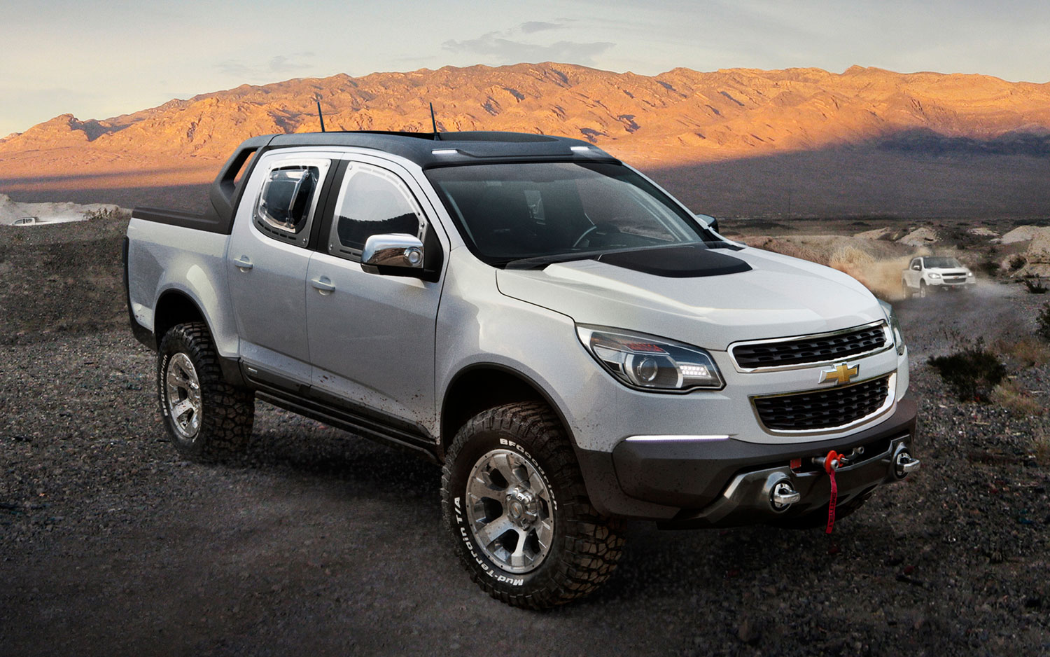 Chevrolet Colorado photo 11