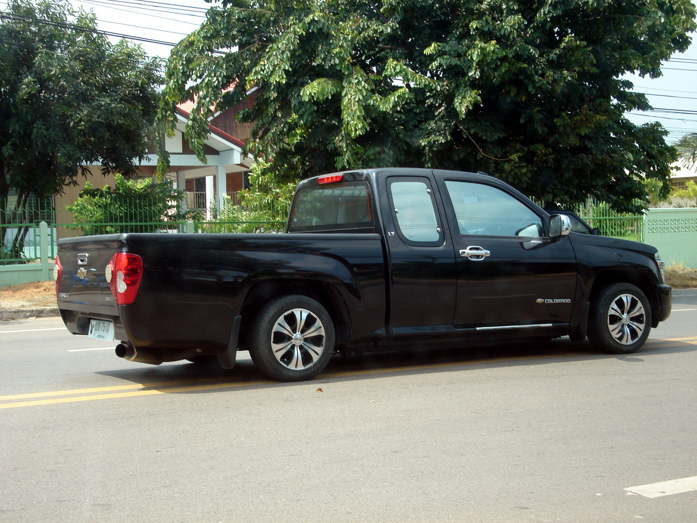 Chevrolet Colorado photo 12