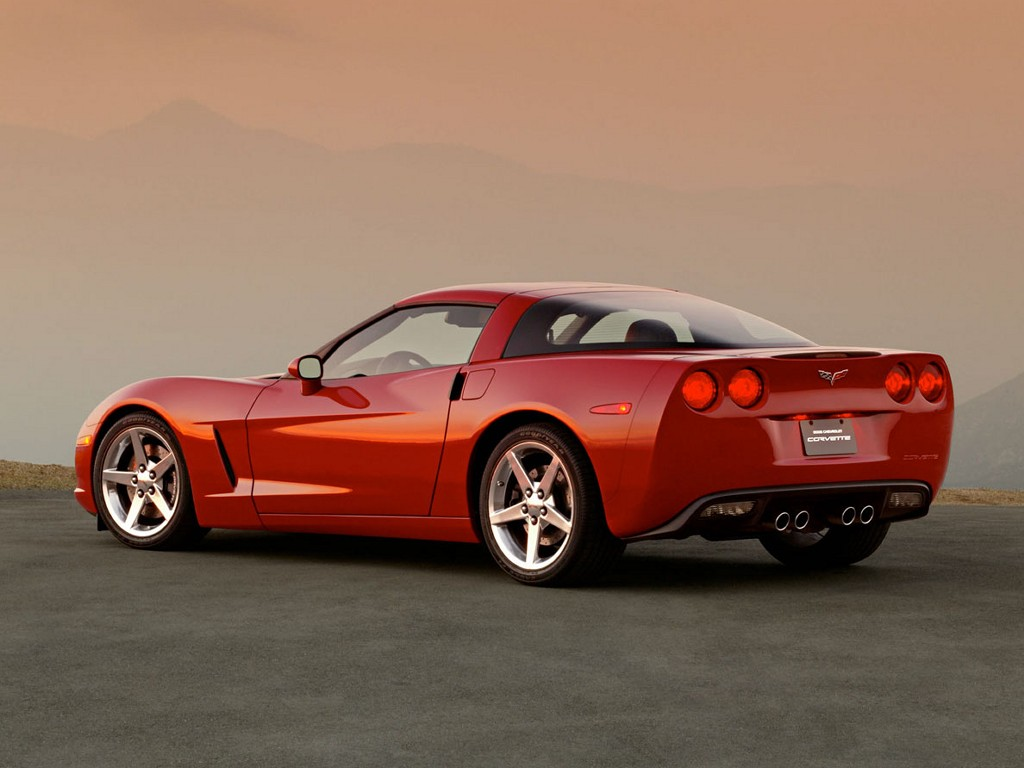 Chevrolet Corvette photo 05