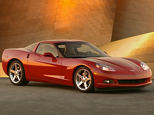 Chevrolet Corvette photo 10