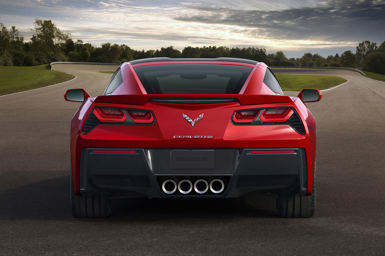 Chevrolet Corvette photo 17
