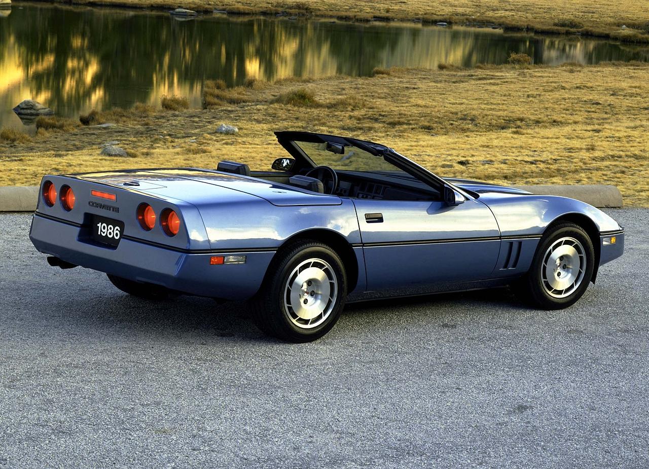 Kelebihan Chevrolet Corvette C4 Top Model Tahun Ini