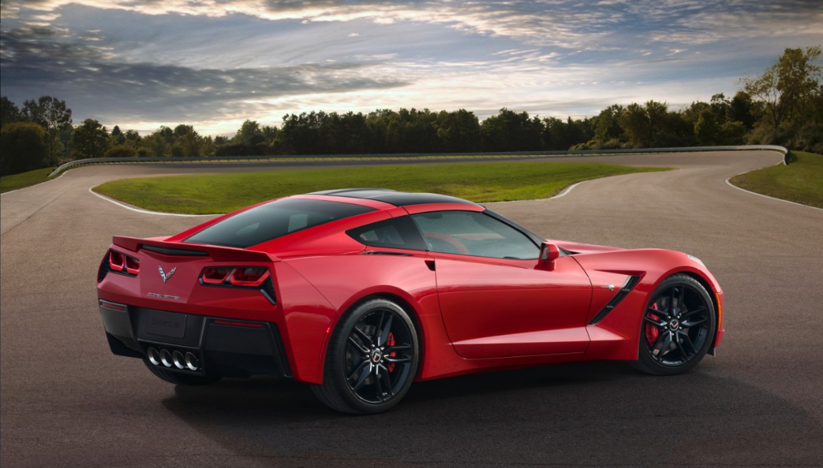 All Chevy chevy c7 : Chevrolet Corvette C7 history, photos on Better Parts LTD